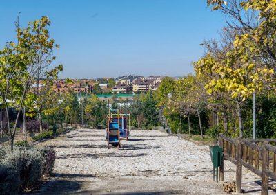 Parque María Estuardo