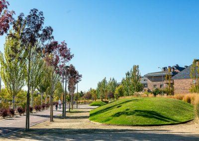 Parque lineal Juan Carlos I 02