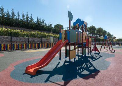 Parque lineal Santiago Ramón